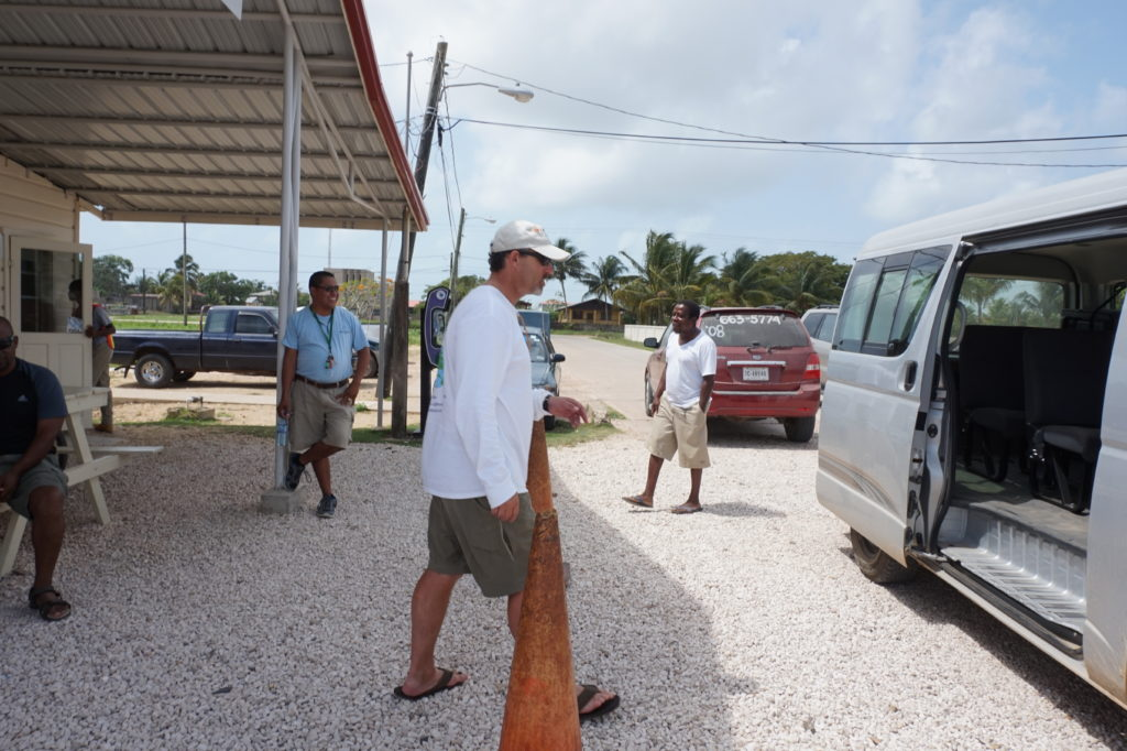 Dangriga To Hopkins Shuttles